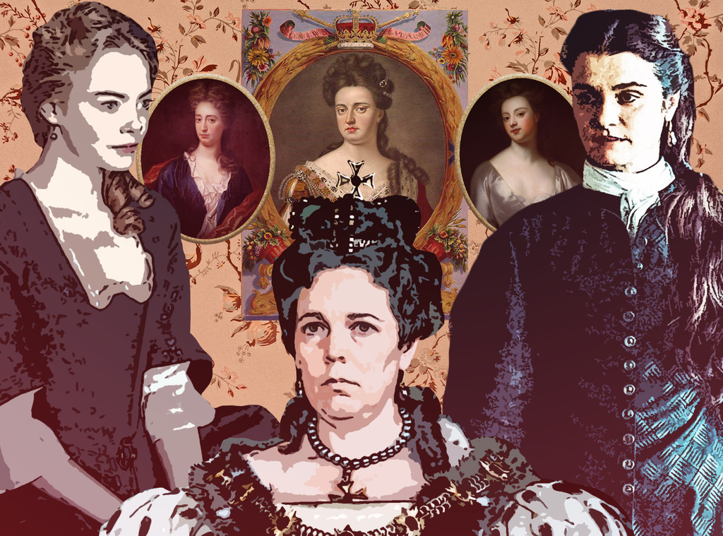 The Favourite, Golden Globes Feature
