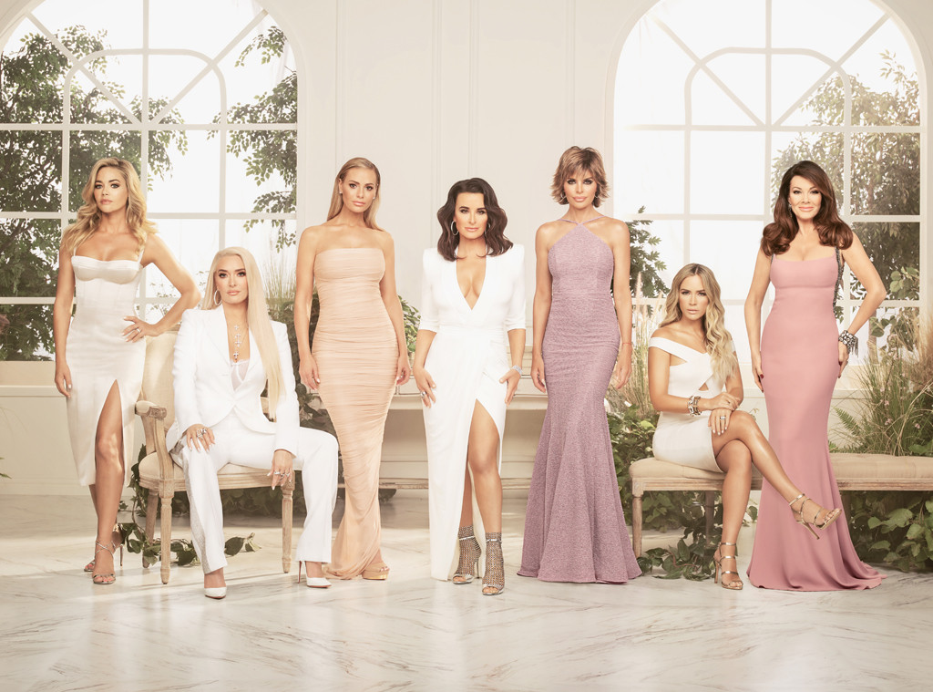 Cast, The Real Housewives of Beverly Hills, Season 9