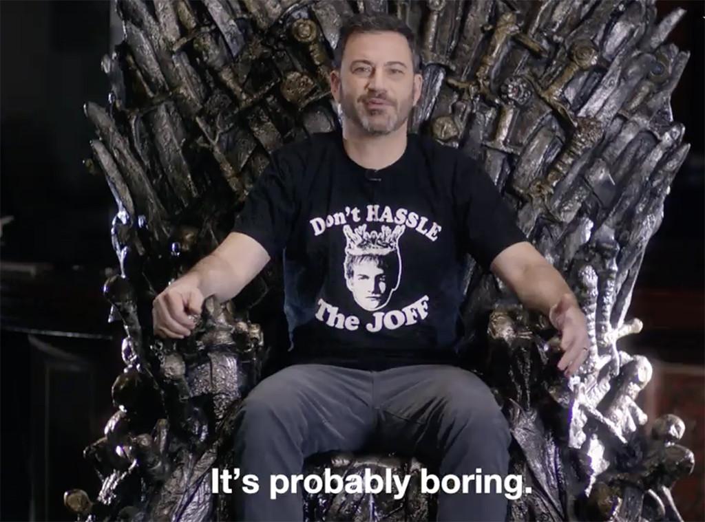 Jimmy Kimmel, HBO