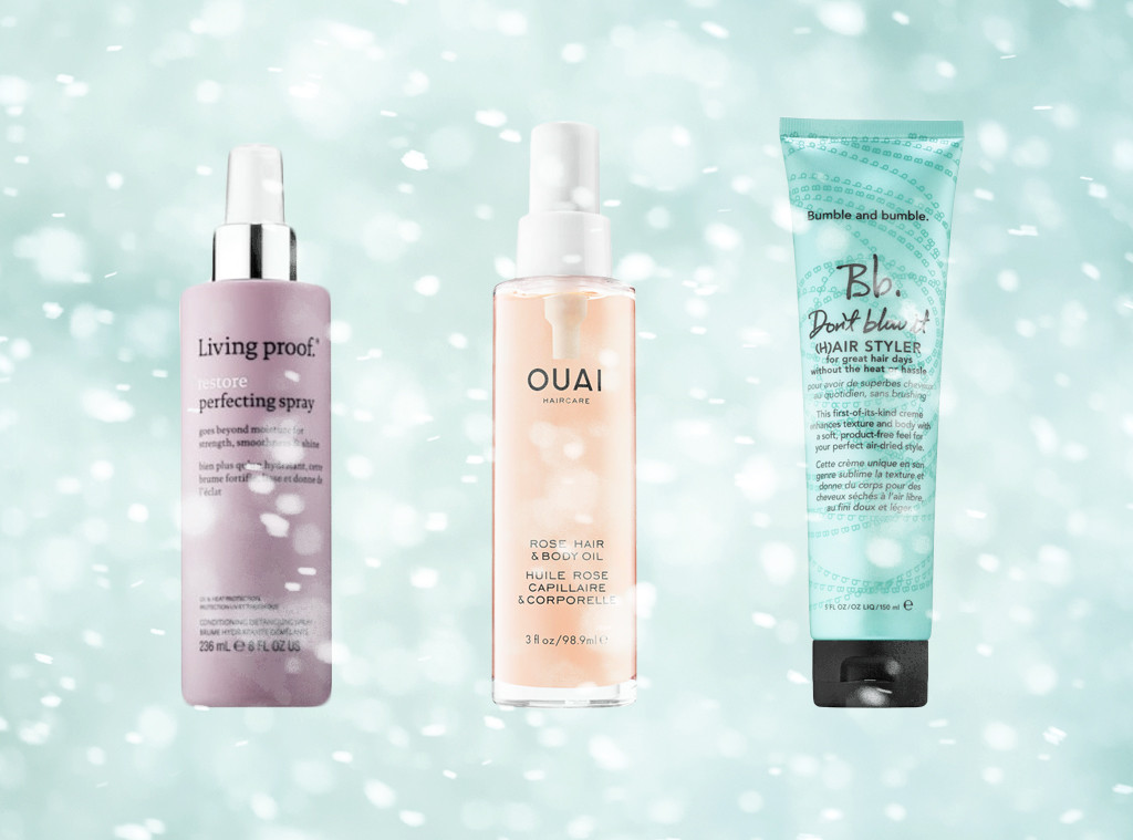 E-comm: The Best Hair Products for Cold Weather