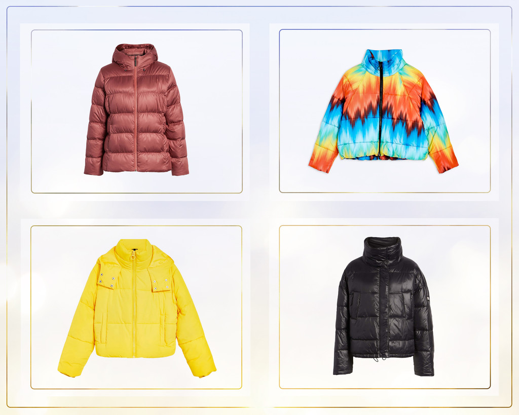 E-comm: Our Favorite Puffer Jackets