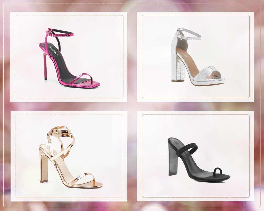 E-Comm: Sexy Heels to Ring in the New Year