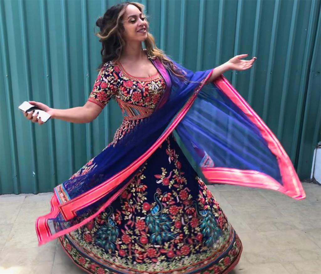 Beyonce, India