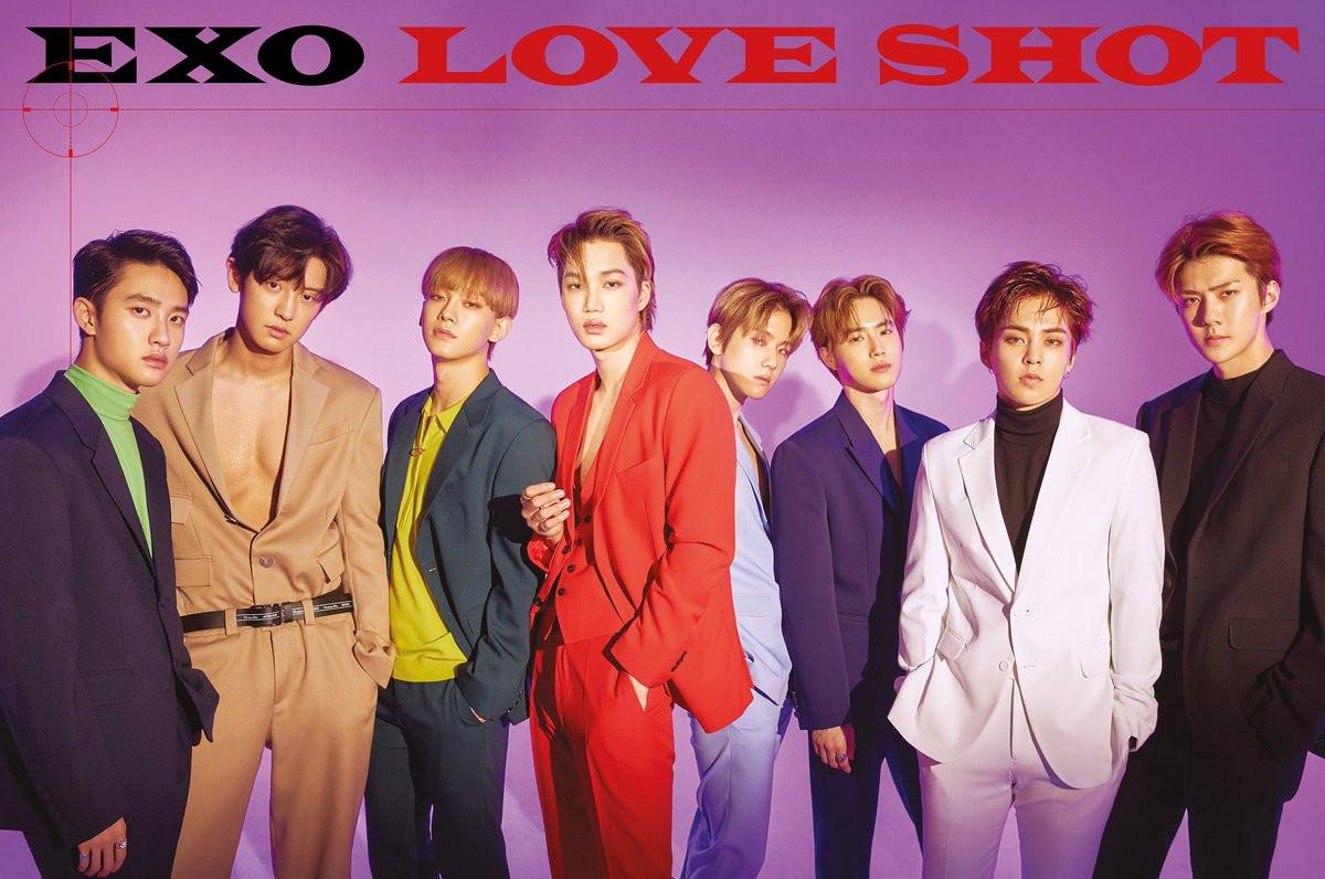 EXO, Love Shot