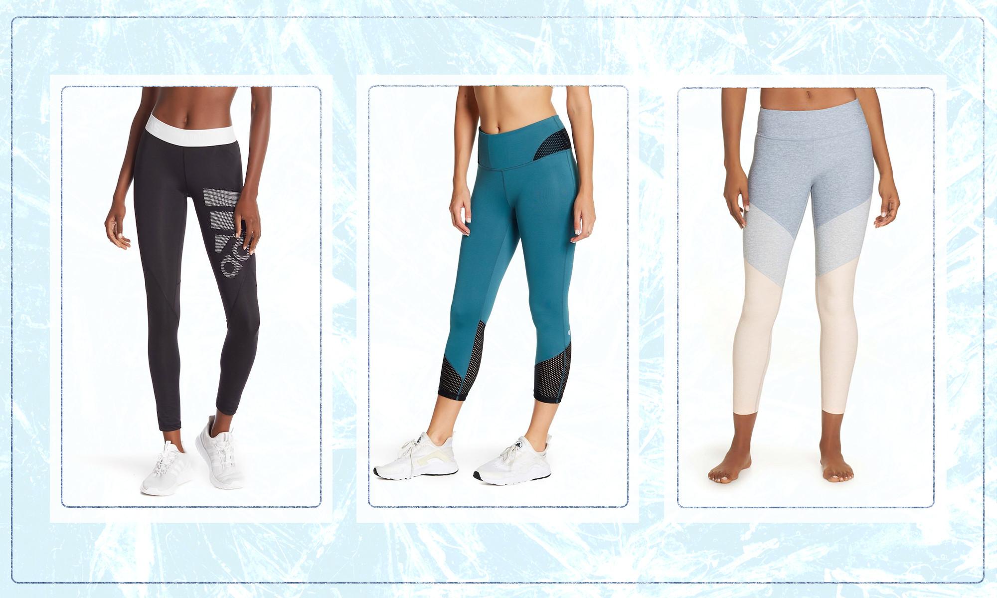 E-comm: Leggings to Complete Your Winter Wardrobe