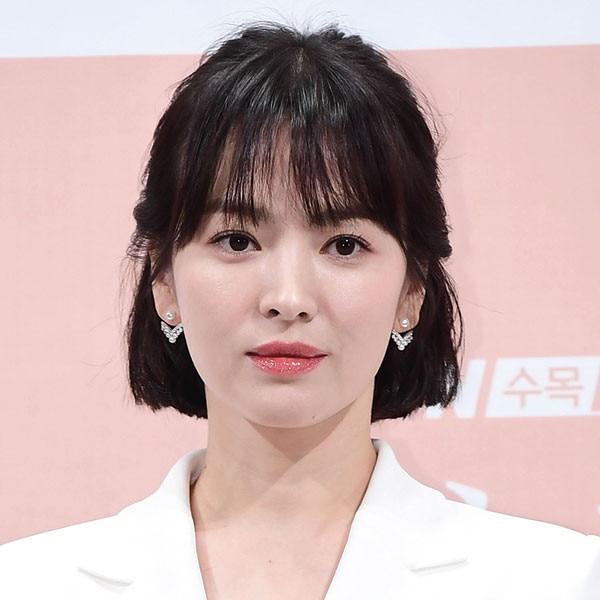 Song Hye naked boobs