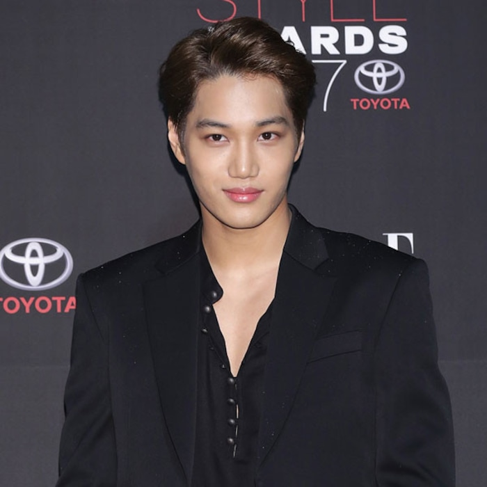It S Official Exo S Kai Is Making His Solo Debut Really Soon E News