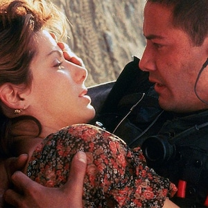 Speed, Sandra Bullock, Keanu Reeves