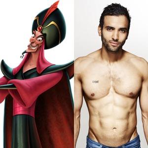 Aladdin, Marwan Kenzari, jafar