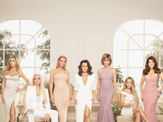 How Many Iconic Things Can <i>The Real Housewives of Beverly Hills</i> Fit In a One Minute Clip?