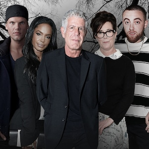 The Year In... Unexpected Deaths, Anthony Bourdain, Mac Miller, Kim Porter, Avicii, Kate Spade