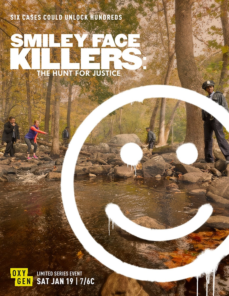 Oxygen, Smiley-Face Killers