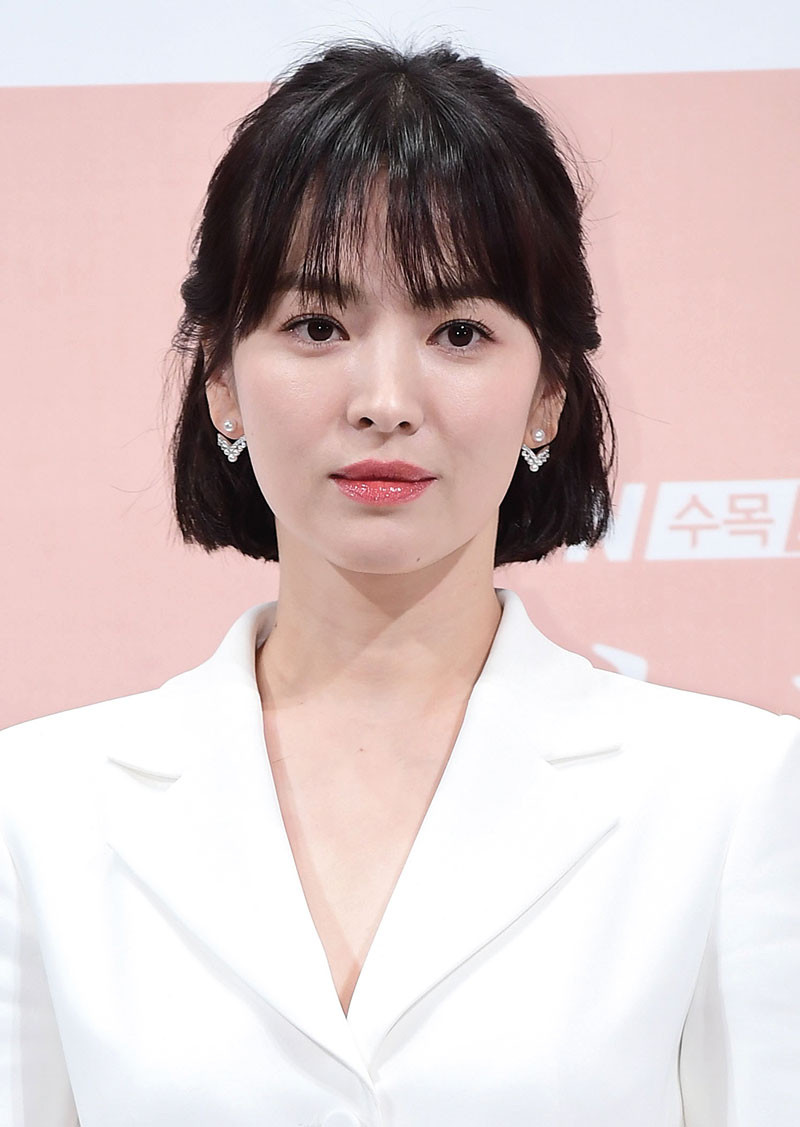 Song Hye-Kyo, Chaumet