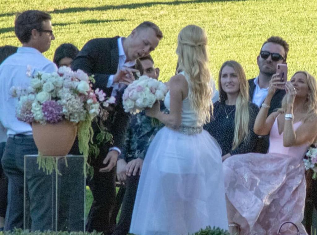 Spencer Pratt And Heidi Montag Renew Their Wedding Vows E Online