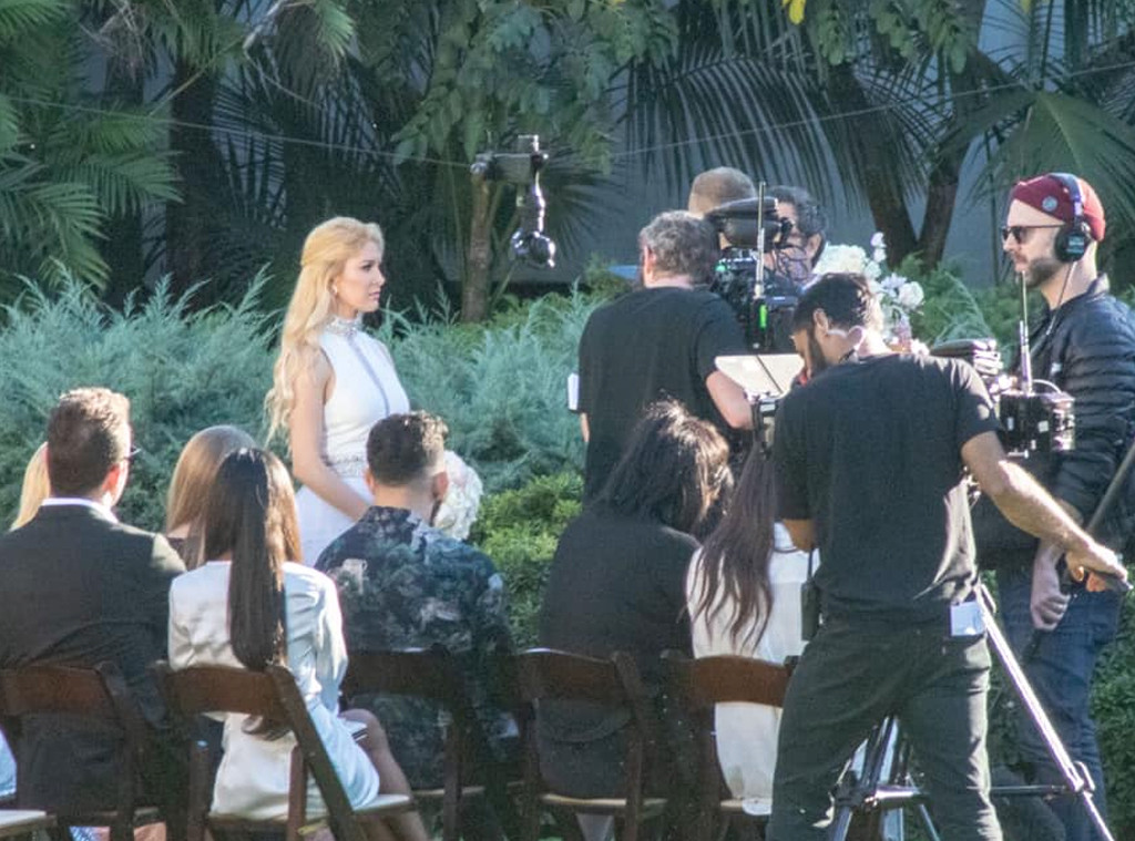 Spencer Pratt, Heidi Montag, Renew Vow