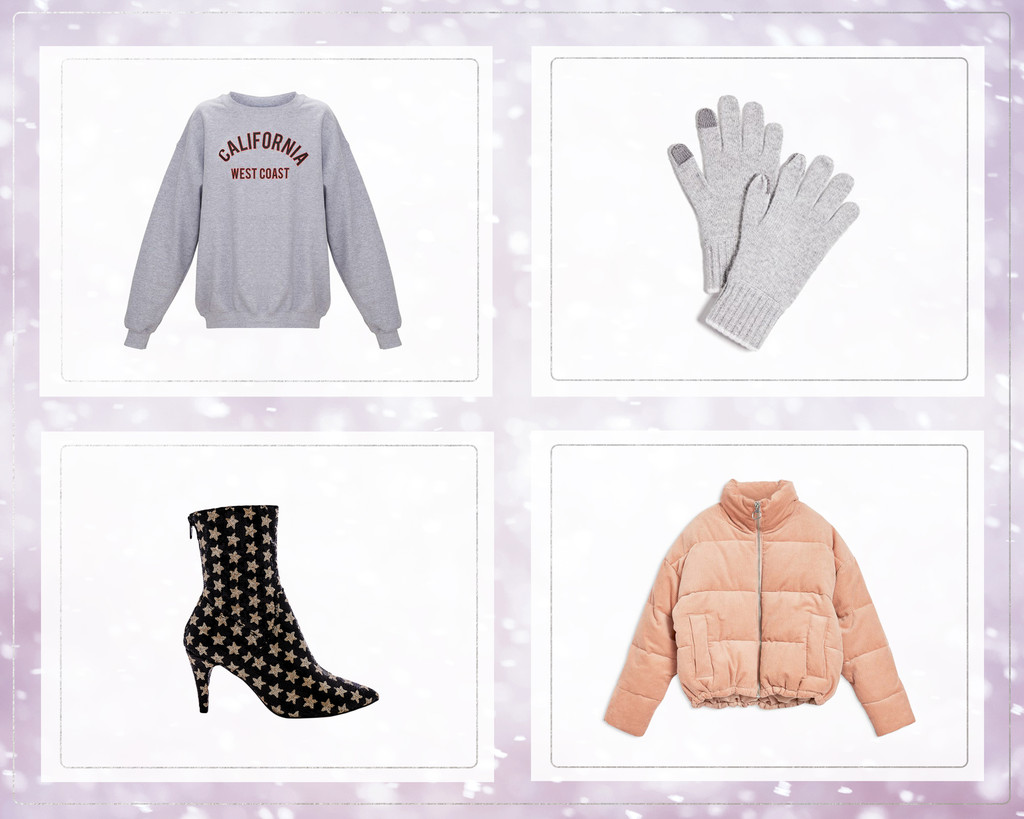 E-Comm: 25+ Winter Trends Celebs Love