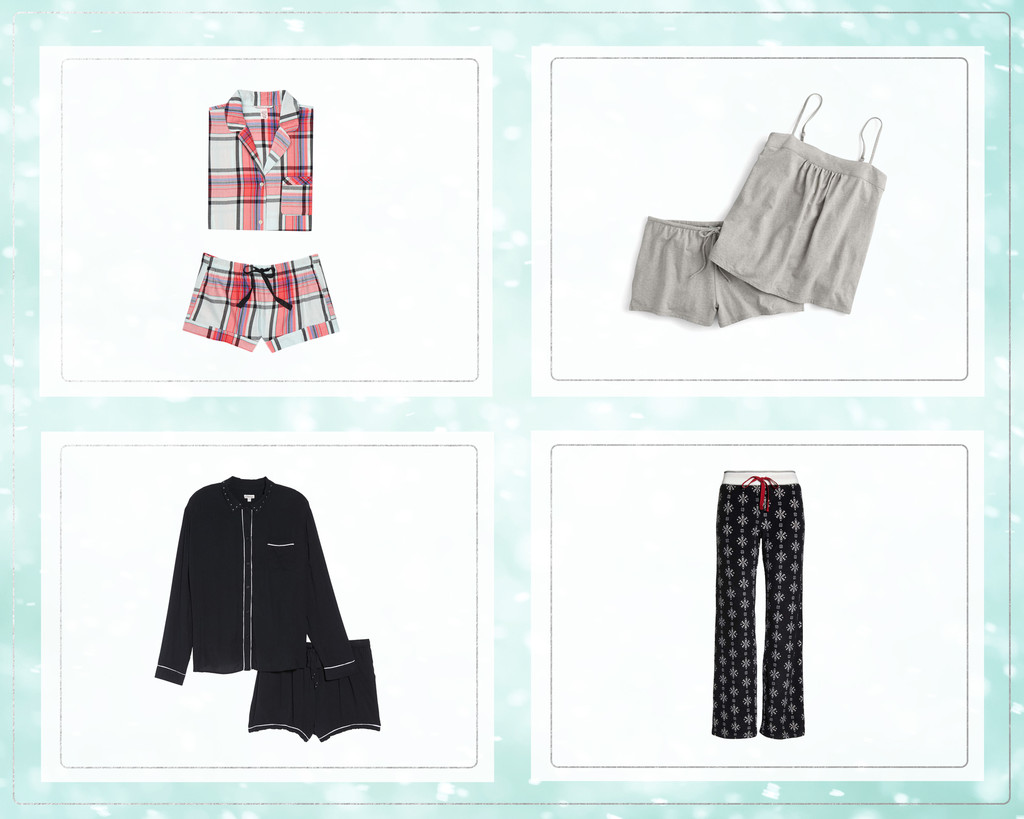 E-comm: Warm and Snuggly PJs Under $50