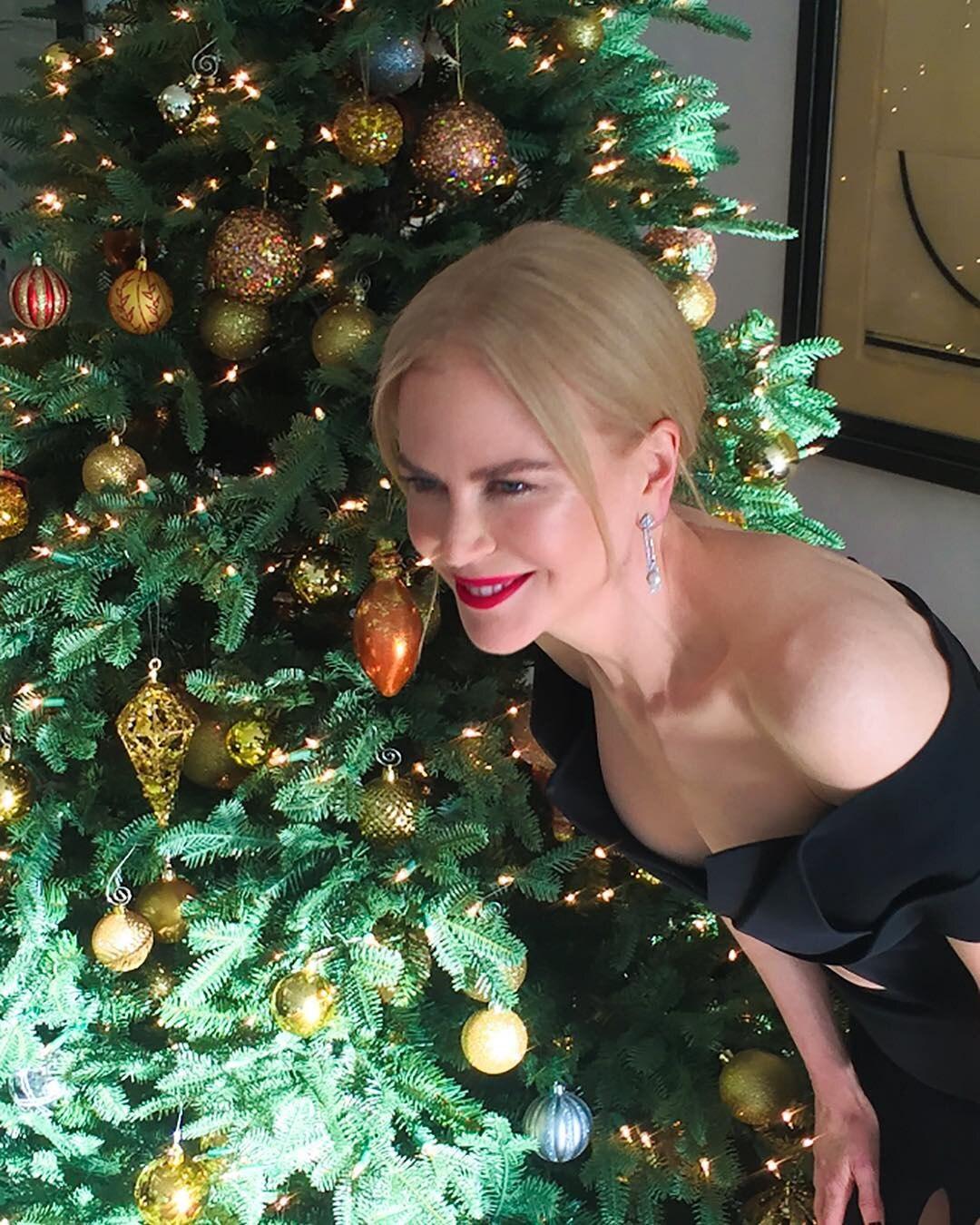 Nicole Kidman, Christmas 2018