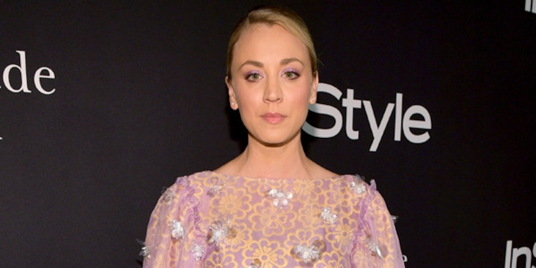 """Kaley Cuoco Feels """"Gut Wrenching Pain"""" After the Death of Her Beloved Dog Norman - E! Online.jpg"""