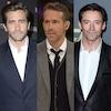 Hugh Jackman, Jake Gyllenhaal, Ryan Reynolds