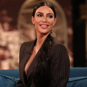 Kim Kardashian, Busy Tonight