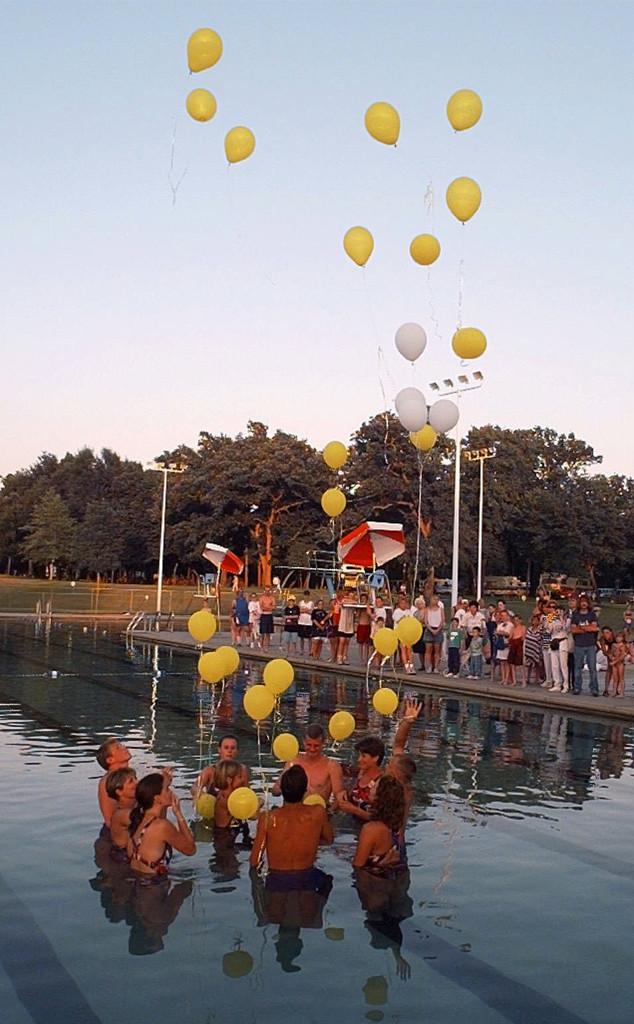 Jodi Huisentruit, Balloons