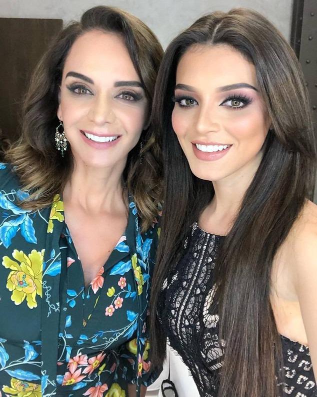 Lupita Jones, Andrea Toscano