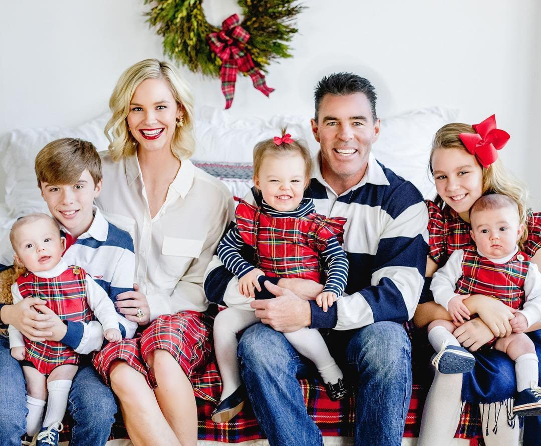 Meghan King Edmonds, Christmas Cards 2018