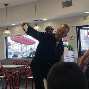 Tom Hanks, In-N-Out Burger