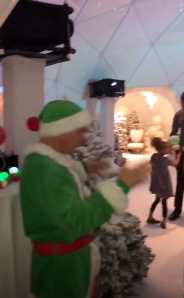 Kardashian-Jenner Christmas Party 2018