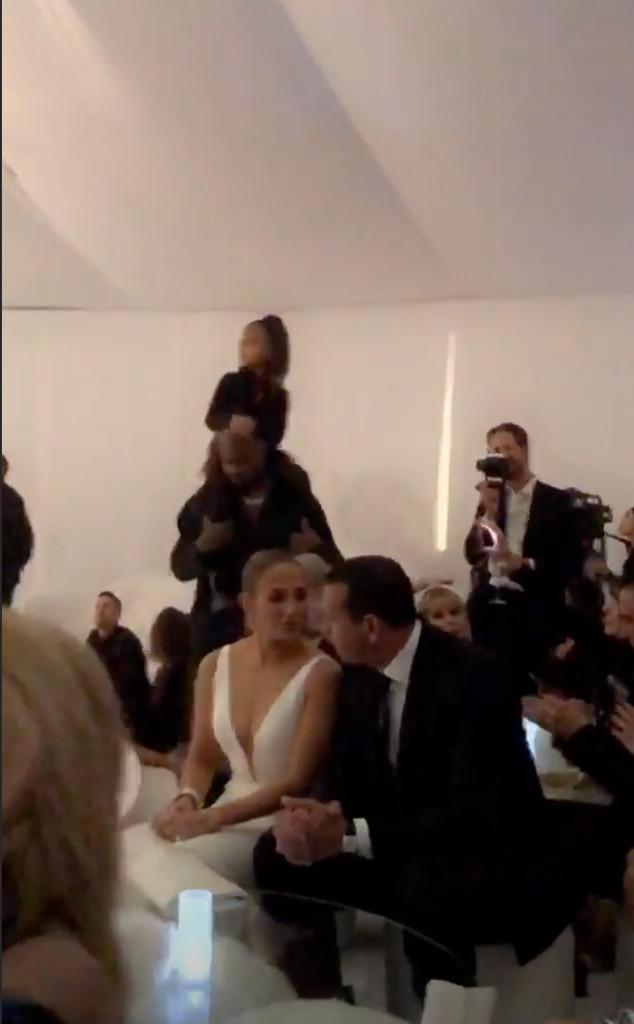 Jennifer Lopez, Alex Rodriguez, Kardashian-Jenner Christmas 2018, Party