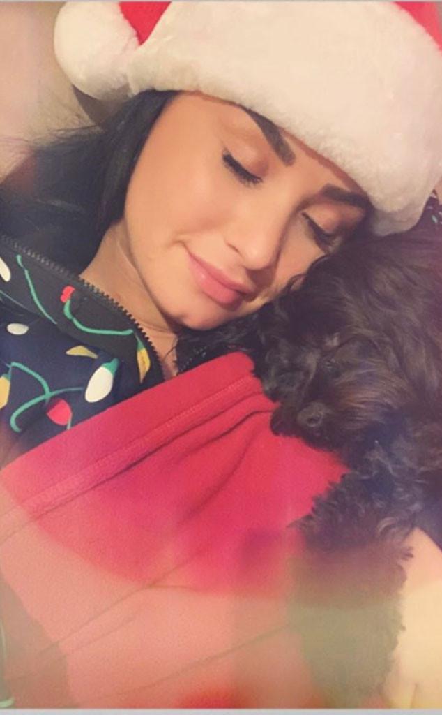 Demi Lovato, Christmas