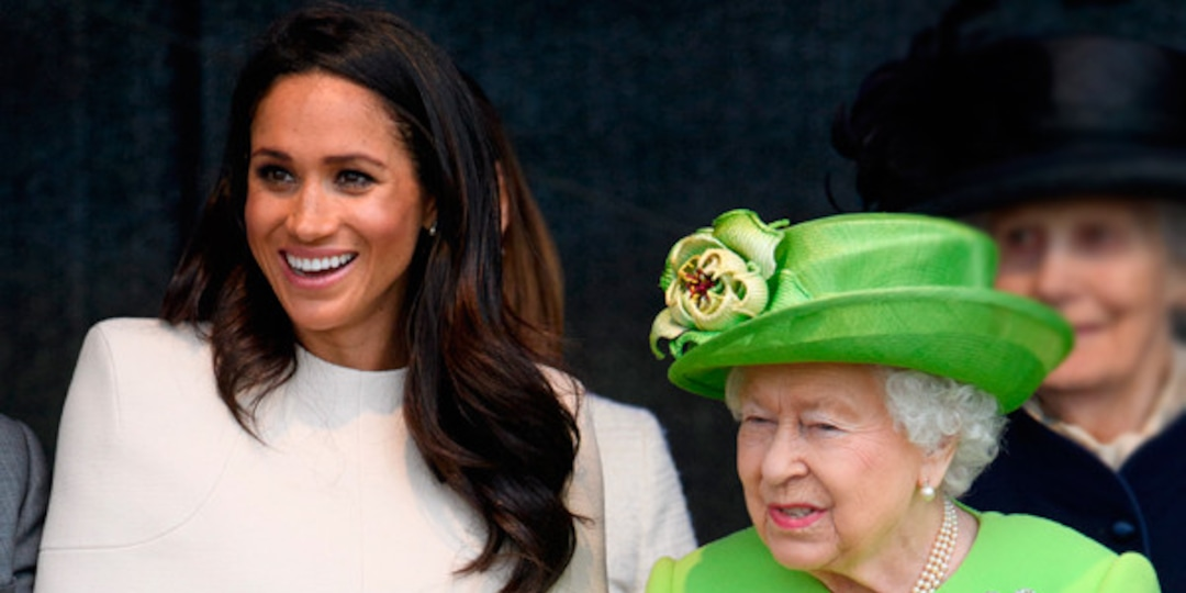 How Meghan Markle and Prince Harry Introduced Baby Lili Diana to Queen Elizabeth - E! Online.jpg
