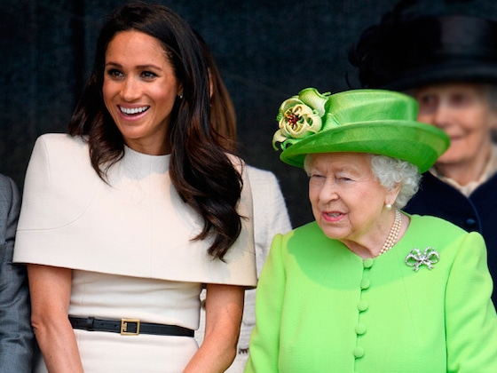 Meghan Markle and Prince Harry's Independence Bid Vetoed by Queen: Report
