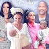 Hollywood's Baby Boom: It Wasn't Just the Kardashian-Jenner Clan Welcoming New Kids in 2018