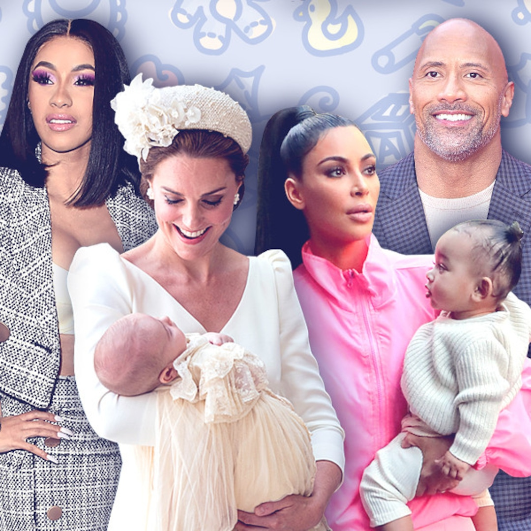 A Look Back at Hollywood's 2018 Baby Boom - E! Online - AU