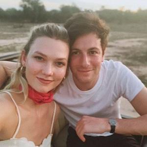 Karlie Kloss, Joshua Kushner