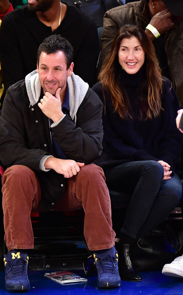 Adam Sandler & Jackie Sandler from The Big Picture: Today ...