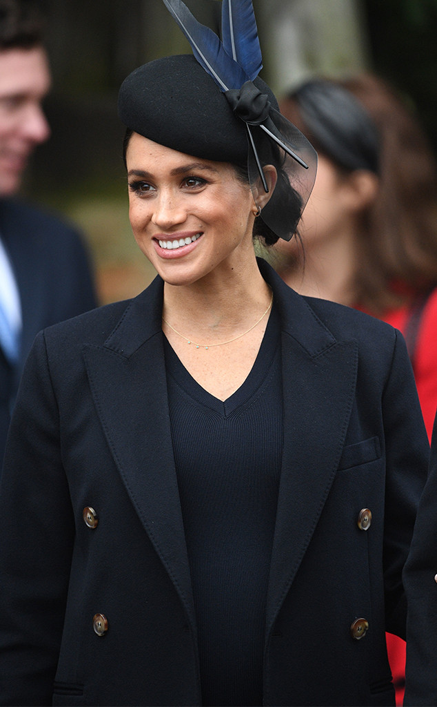 Meghan Markle, Christmas Day