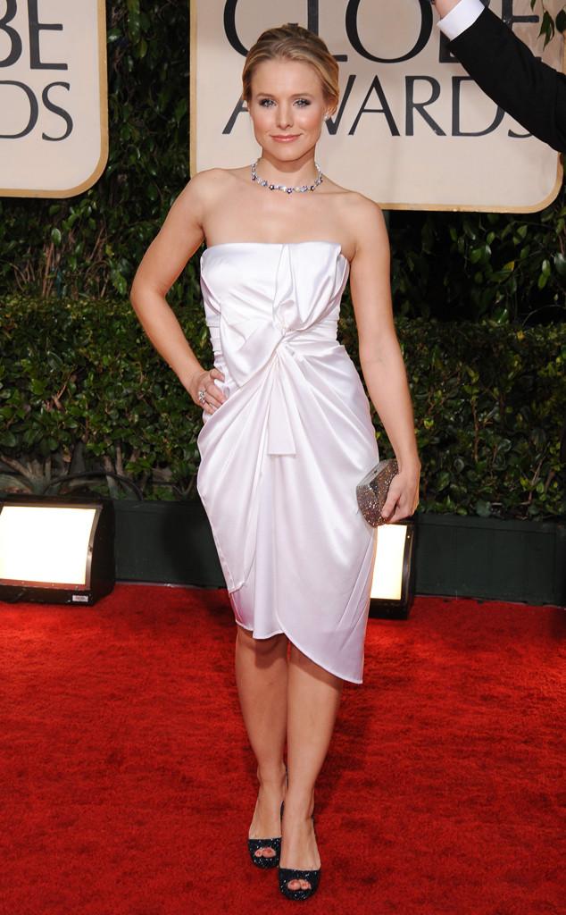 Kristen Bell, Golden Globes 2010