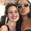 Rihanna, Monia, Fan