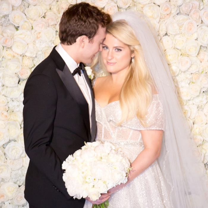 Daryl Sabara's Wedding Surprise Makes Meghan Trainor One Lucky Bride - E!  Online