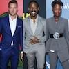 Justin Hartley, Sterling K Brown, Lupita Nyong'o