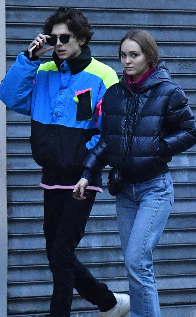 Inside Lily Rose Depp And Timothee Chalamet S Enduring Romance E Online