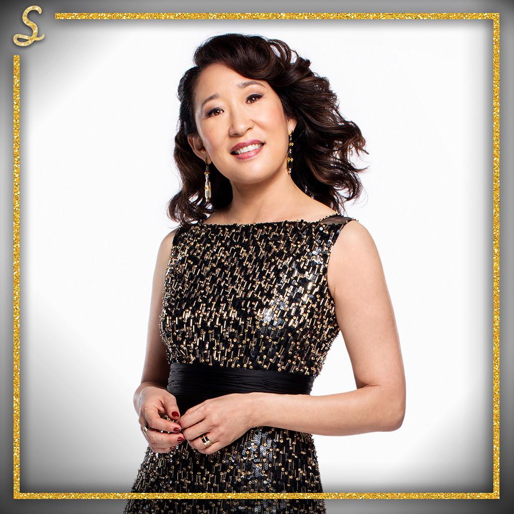 2018 Golden Globes A-Z, Sandra Oh