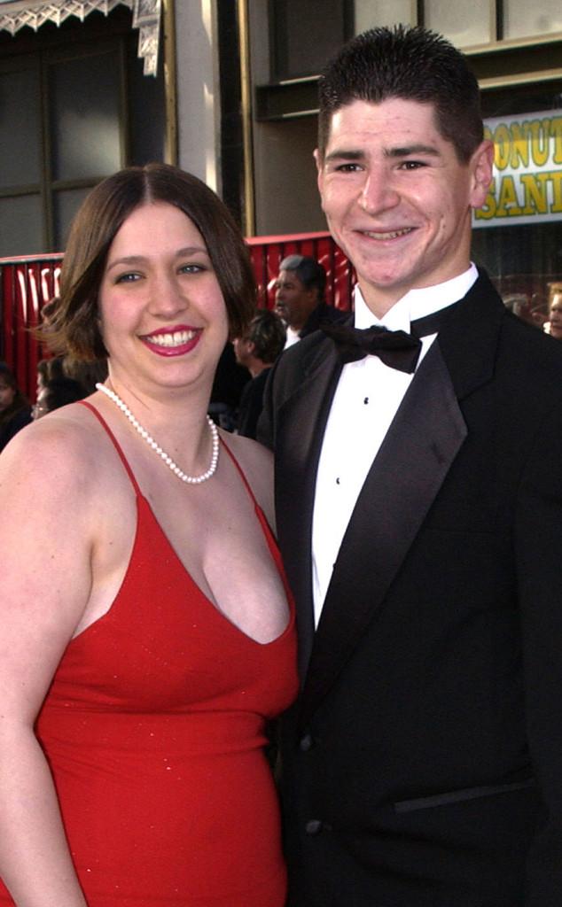 Michael Fishman and wife Jennifer