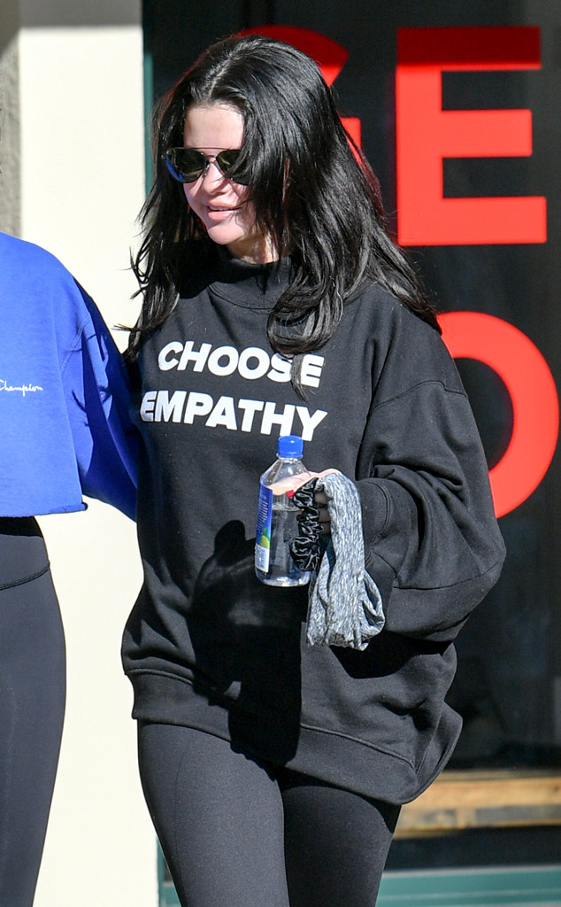 Selena Gomez, Choose Empathy sweater