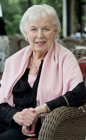 June Whitfeld