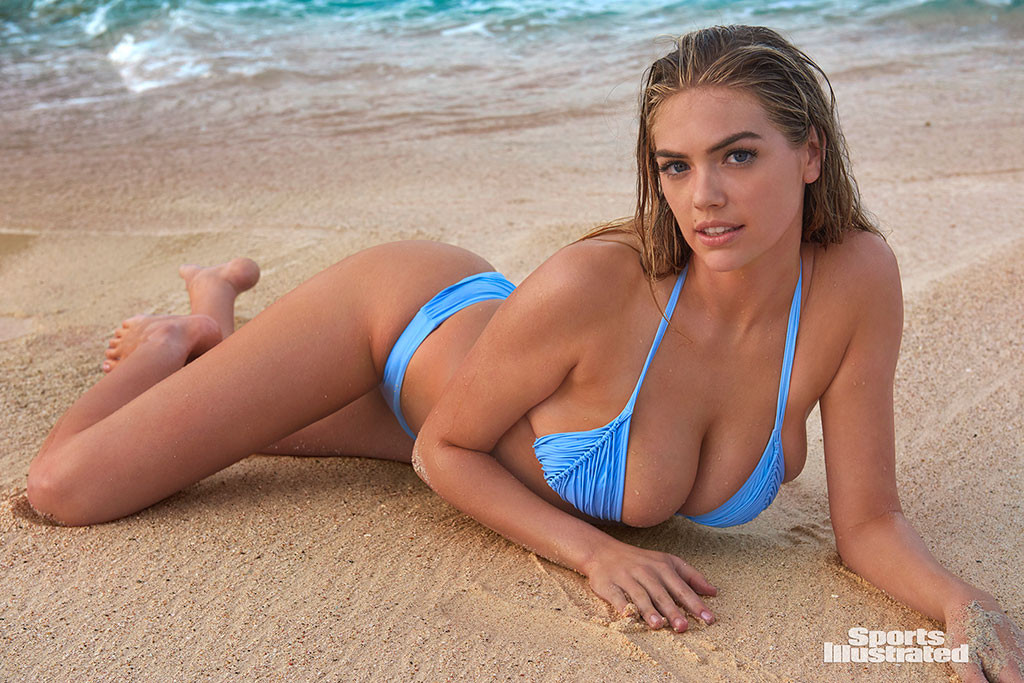 Kate upton gets knocked over by a huge wave during sports kate upton sports illustrated swimsuit 2018 altavistaventures Choice Image