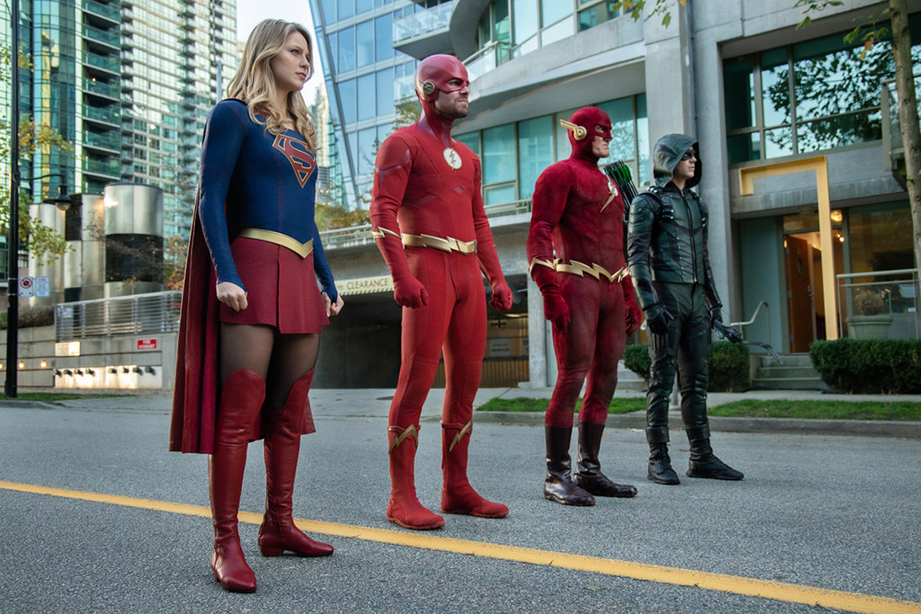 Elseworlds, Arrow, The Flash, Supergirl